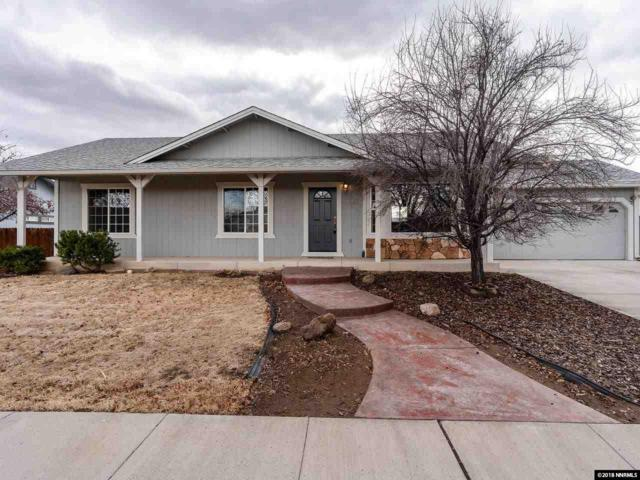 1210 Longspur Way, Sparks, NV 89441 (MLS #180017534) :: Mike and Alena Smith | RE/MAX Realty Affiliates Reno