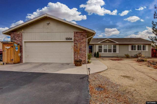 1305 Porter, Minden, NV 89423 (MLS #180017545) :: Chase International Real Estate
