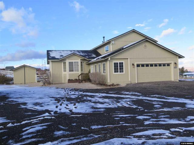 5455 Mountain Ranch Road, Reno, NV 89511 (MLS #180017568) :: Vaulet Group Real Estate
