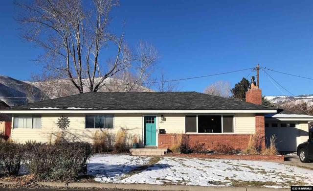 606 Poplar St, Carson City, NV 89703 (MLS #180017626) :: Vaulet Group Real Estate