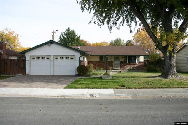 4530 Alder Dr, Reno, NV 89502 (MLS #180017867) :: Vaulet Group Real Estate