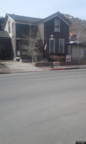 208 N C Street, Virginia City, NV 89440 (MLS #180017936) :: Harcourts NV1