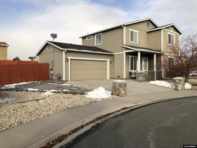 17715 Wood Leaf Ct, Reno, NV 89508 (MLS #180017946) :: Mike and Alena Smith | RE/MAX Realty Affiliates Reno