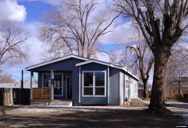 479 Humboldt St, Fallon, NV 89406 (MLS #180018471) :: Joshua Fink Group