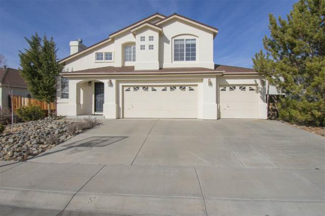 2768 Foxhill Drive, Carson City, NV 89706 (MLS #190001019) :: The Mike Wood Team