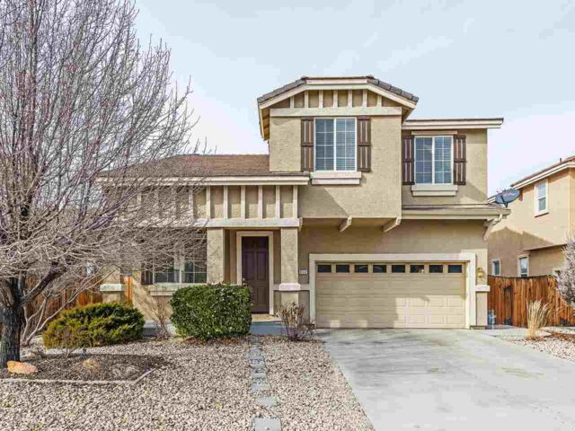950 Lakeview Drive, Dayton, NV 89403 (MLS #190001254) :: The Mike Wood Team