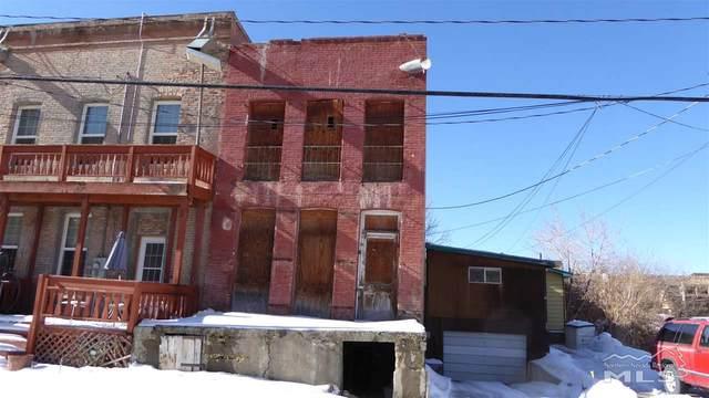 14 N Buel Street, Eureka, NV 89316 (MLS #190001316) :: Ferrari-Lund Real Estate