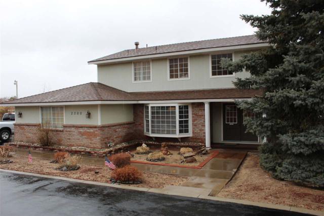 2300 S Lompa, Carson City, NV 89701 (MLS #190001961) :: Harcourts NV1