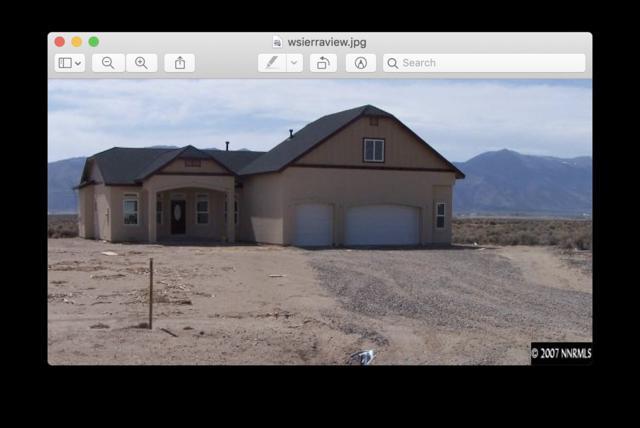 50 W Sierra View, Smith, NV 89430 (MLS #190002703) :: Harcourts NV1