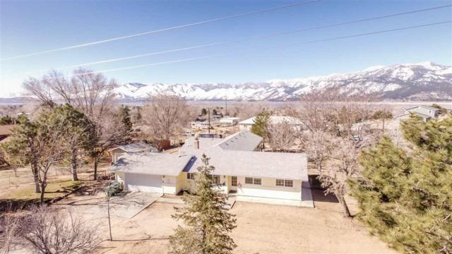 2135 N Chukar Dr, Washoe Valley, NV 89704 (MLS #190002738) :: Joshua Fink Group