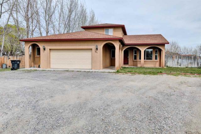 805 Samantha, Fallon, NV 89406 (MLS #190004005) :: NVGemme Real Estate