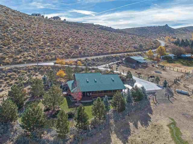 290 Duck Hill Road, Washoe Valley, NV 89704 (MLS #190004214) :: Joshua Fink Group
