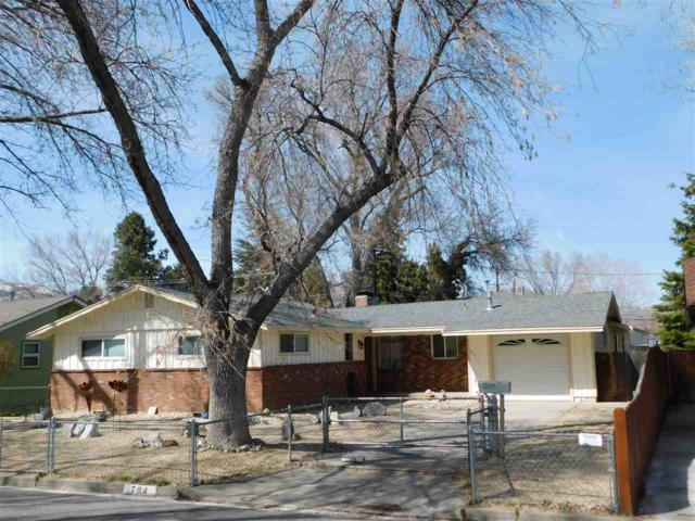 704 Hillcrest, Carson City, NV 89703 (MLS #190004760) :: Ferrari-Lund Real Estate
