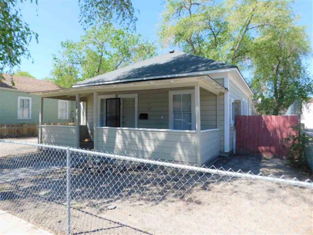 128 S Ada, Fallon, NV 89406 (MLS #190005149) :: Vaulet Group Real Estate
