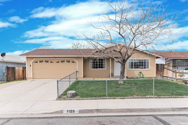 1120 Monte Rosa Drive, Carson City, NV 89701 (MLS #190005291) :: The Mike Wood Team