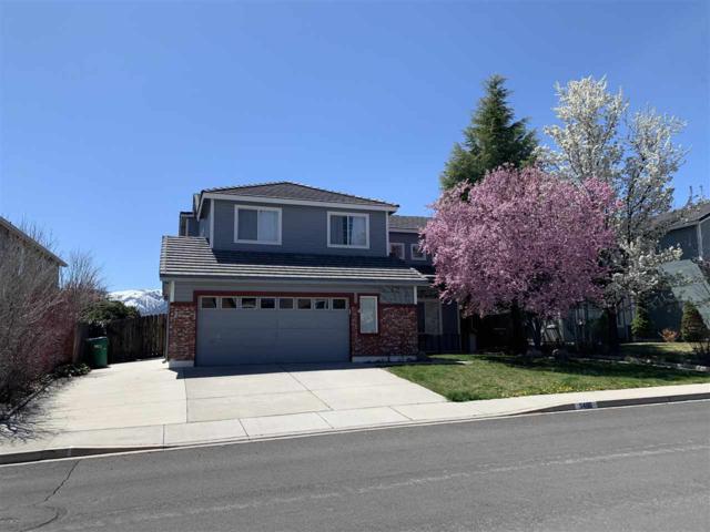 5480 Twin Creeks Drive, Reno, NV 89523 (MLS #190005351) :: Joshua Fink Group