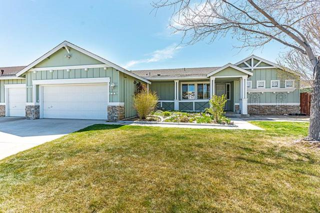 25 Curnow Springs, Sparks, NV 89436 (MLS #190005354) :: Chase International Real Estate