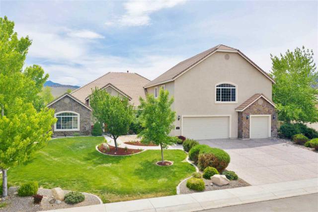 105 Denio Denio, Dayton, NV 89403 (MLS #190005402) :: Vaulet Group Real Estate