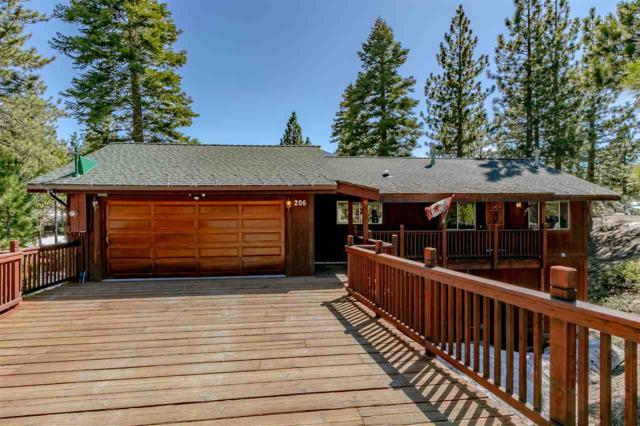206 S.  Benjamin, Stateline, NV 89449 (MLS #190005625) :: Northern Nevada Real Estate Group