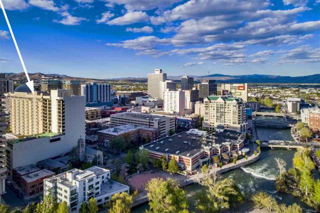 200 W 2nd St #706, Reno, NV 89501 (MLS #190006314) :: NVGemme Real Estate
