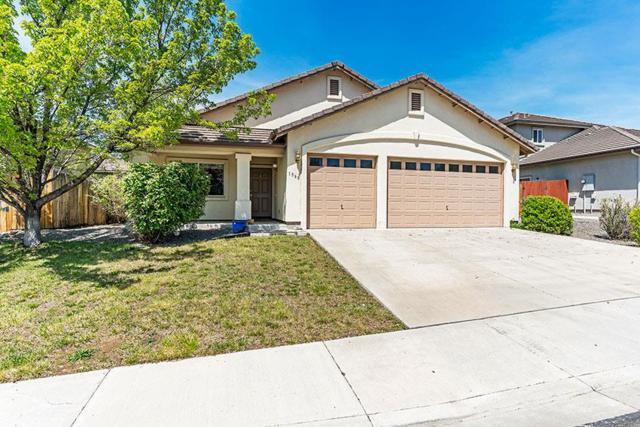 1560 Istrice Road, Sparks, NV 89436 (MLS #190006623) :: NVGemme Real Estate