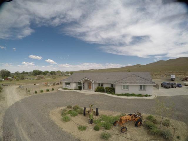 1255 Rancho Road, Fernley, NV 89408 (MLS #190006951) :: NVGemme Real Estate