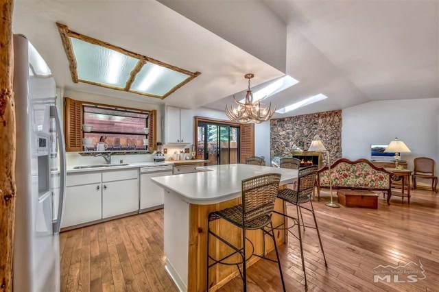 768 Michael Dr, South Lake Tahoe, CA 96150 (MLS #190007222) :: Vaulet Group Real Estate
