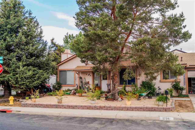 1704 Berkshire, Sparks, NV 89434 (MLS #190007328) :: NVGemme Real Estate