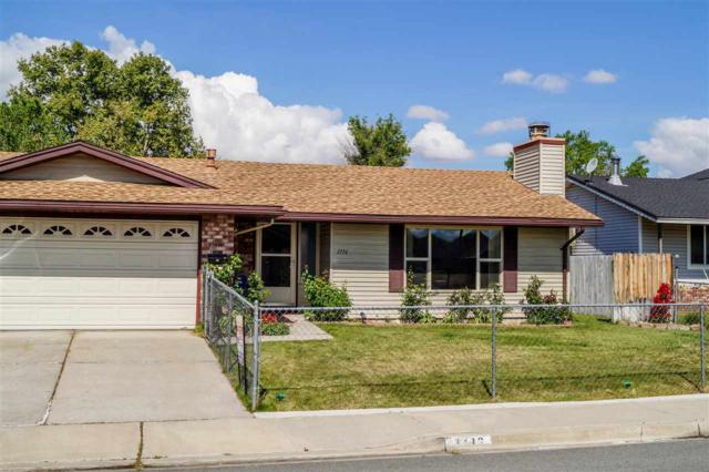 1116 El Capitan, Sparks, NV 89434 (MLS #190007349) :: Northern Nevada Real Estate Group