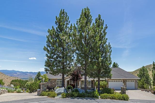 4053 Weise Rd, Carson City, NV 89703 (MLS #190007450) :: Joshua Fink Group