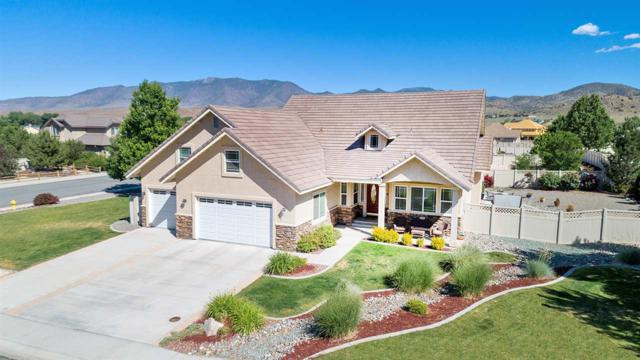111 Denio, Dayton, NV 89403 (MLS #190008146) :: Chase International Real Estate