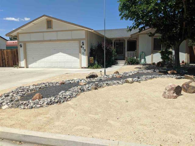 670 Concord, Fernley, NV 89408 (MLS #190008646) :: Marshall Realty