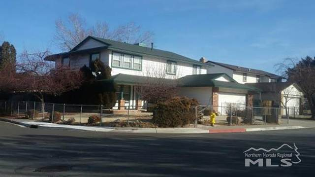 1700 Whitewood Drive, Sparks, NV 89434 (MLS #190008814) :: The Mike Wood Team