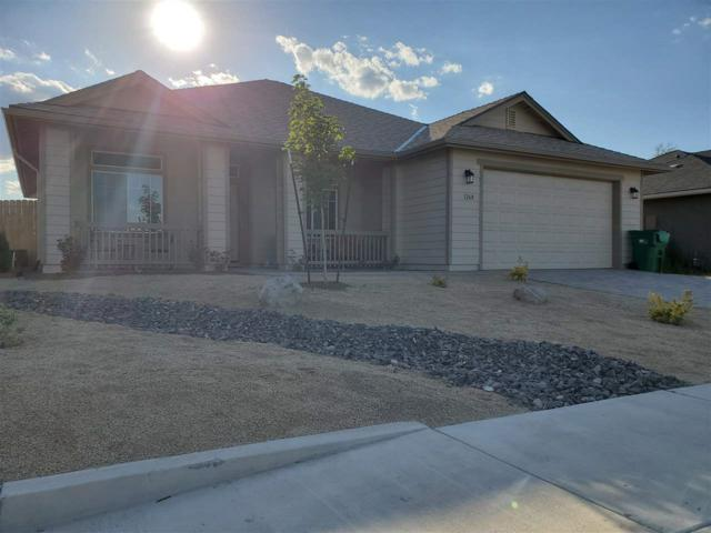1268 Rainbow Lane, Fernley, NV 89408 (MLS #190009046) :: Marshall Realty