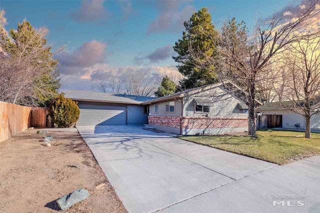 3141 Hickory Dr, Carson City, NV 89701 (MLS #190010390) :: Ferrari-Lund Real Estate