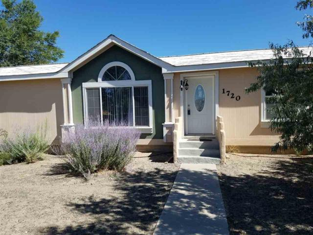 1720 E 10th St, Silver Springs, NV 89429 (MLS #190010752) :: NVGemme Real Estate