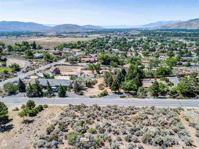 890 N Sutro Terrace, Carson City, NV 89706 (MLS #190011159) :: The Mike Wood Team