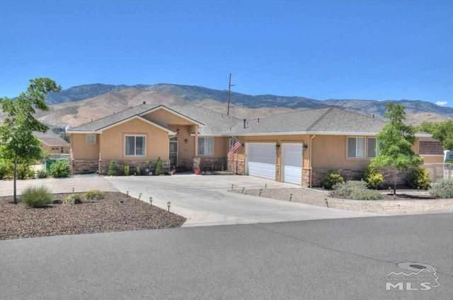 4320 Northview, Carson City, NV 89701 (MLS #190011460) :: Ferrari-Lund Real Estate