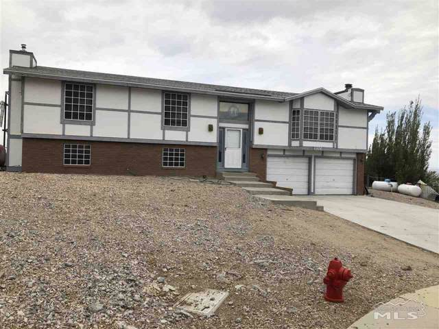 2306 Juniper Ct, Tonopah, NV 89049 (MLS #190011941) :: Ferrari-Lund Real Estate