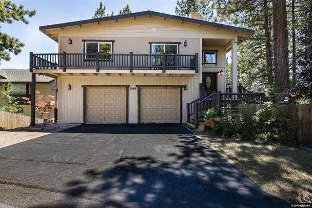 249 Cheyenne Circle, Zephyr Cove, NV 89448 (MLS #190012316) :: Northern Nevada Real Estate Group