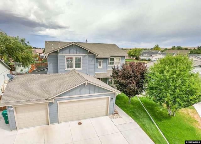 465 Granby Way, Fernley, NV 89408 (MLS #190012498) :: NVGemme Real Estate