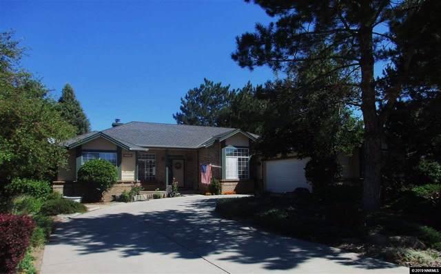 1228 Pleasantview Drive, Gardnerville, NV 89460 (MLS #190012829) :: Ferrari-Lund Real Estate