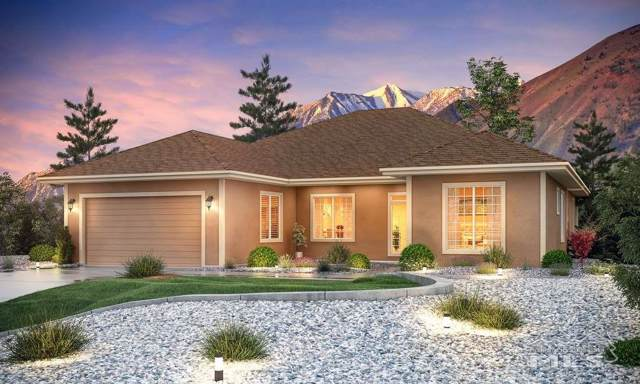 771 E Cottage Loop, Gardnerville, NV 89460 (MLS #190013134) :: Ferrari-Lund Real Estate