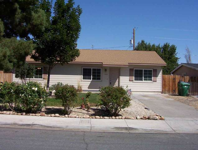 1016 Oxford Ave, Sparks, NV 89431 (MLS #190013557) :: Vaulet Group Real Estate