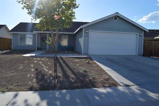 536 Dutch Oven Court, Fernley, NV 89408 (MLS #190013875) :: Ferrari-Lund Real Estate