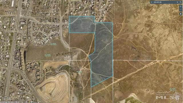 0000 Rampion Way, Reno, NV 89433 (MLS #190013946) :: Ferrari-Lund Real Estate