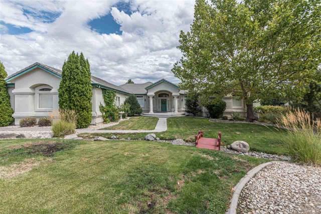 385 Old Washoe Cir., Washoe Valley, NV 89704 (MLS #190014239) :: NVGemme Real Estate