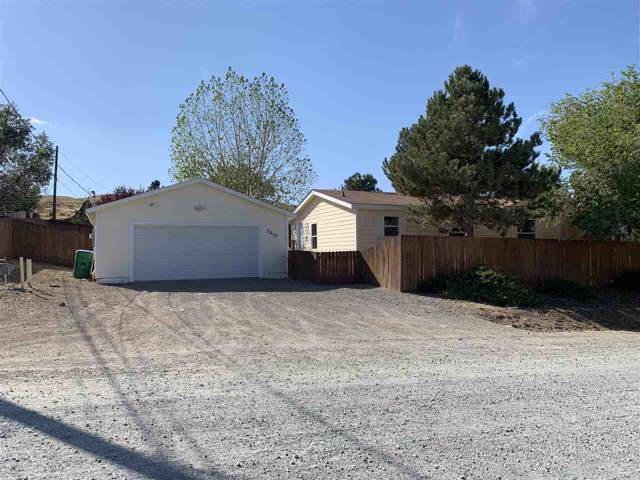 5619 Chocolate Drive, Reno, NV 89433 (MLS #190014373) :: Vaulet Group Real Estate