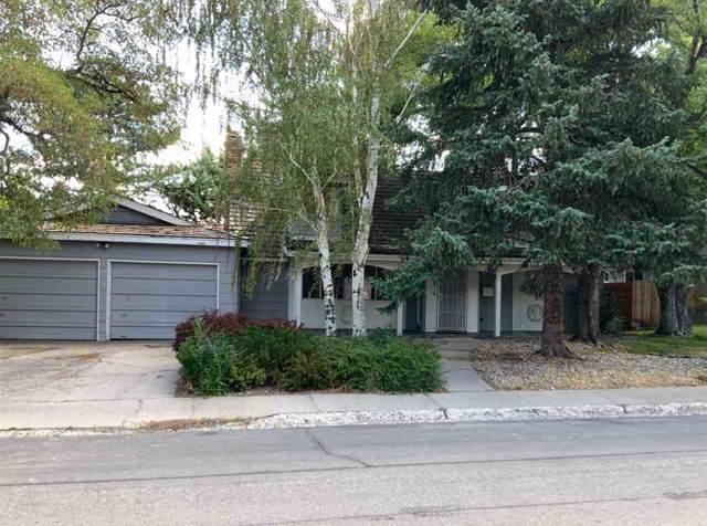 811 Crain St., Carson City, NV 89703 (MLS #190014387) :: Vaulet Group Real Estate