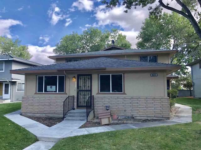 624 Oakwood Drive #1, Sparks, NV 89431 (MLS #190014415) :: Chase International Real Estate